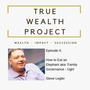 True Wealth Project Podcast - Steve kegler