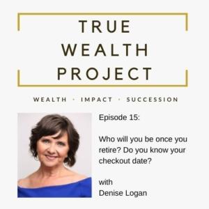 Episode 15 - Denise Logan